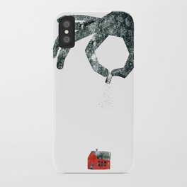 Personal Dictionary: rain iPhone Case