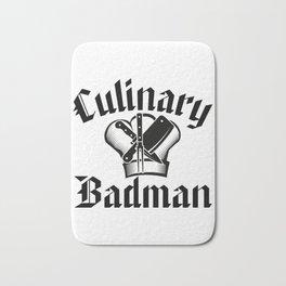 Culinary Badman - Chef Bath Mat