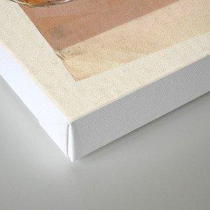 Illustration Friday- Dessert Canvas Print