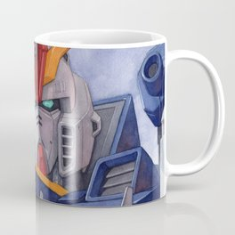 ZZ Gundam Coffee Mug