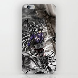BounD Issue #2 Cover (large logo) iPhone Skin