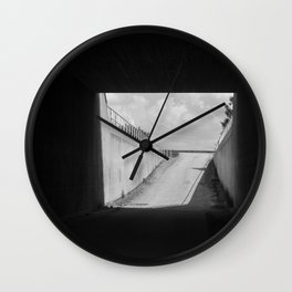 There is nothing and it is there all the time Wall Clock
