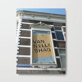Van Nelle Shag Metal Print