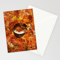 Abstract Texture  Stationery Cards