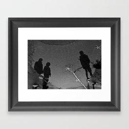 Tide Pool Framed Art Print