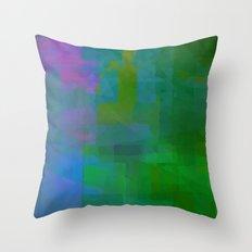 Wild#1 Throw Pillow