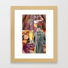 Forevertron-Lamia Framed Art Print