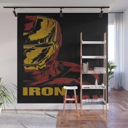 iron man Wall Mural