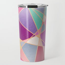 STAINED GLASS WINDOW Travel Mug