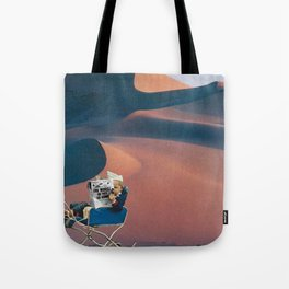The Worst is Yet to Come Tote Bag