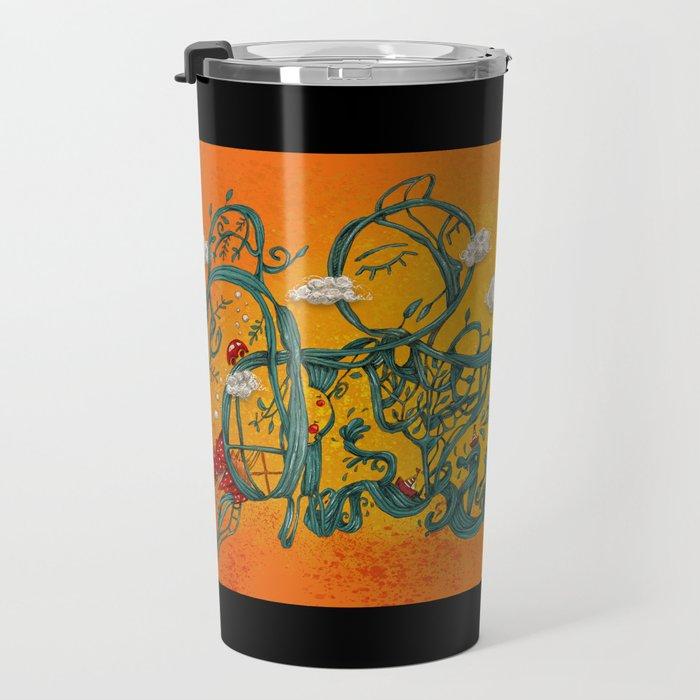 la que sabe Travel Mug