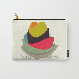 Retro Tom Kha #society6 #decor #buyart Carry-All Pouch