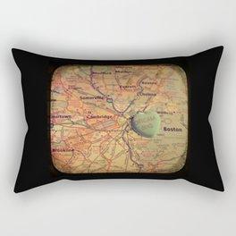 Dream Big Boston Rectangular Pillow