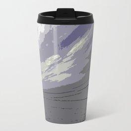 Surf Tsunami Travel Mug