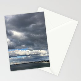 Beautiful shot of Wollongong in Sydney Australia Stationery Cards