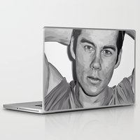 dylan Laptop & iPad Skins featuring Dylan  by Finduilas
