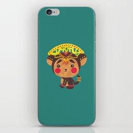 The Little Monkey King iPhone Skin
