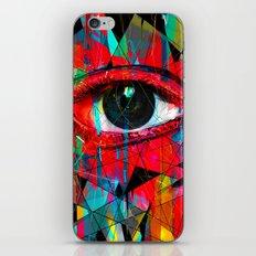 Useless Eyes iPhone Skin