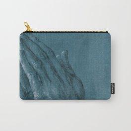"""""""Praying Hands"""" by Albrecht Dürer Carry-All Pouch"""