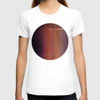 glitch T-shirts featuring Glitch by Erica Chase