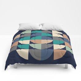 Gestalt Geometric Comforters