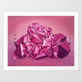Archean Shindig Art Print