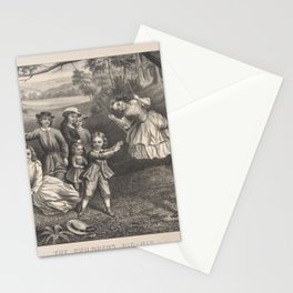 The Children's Pic-Nic,ca. 1872–74 Stationery Cards