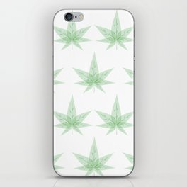 hemp iPhone Skin