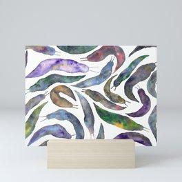 Slugs Mini Art Print