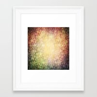 baroque Framed Art Prints featuring Baroque by Cullen Rawlins