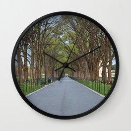 National Mall Promenade Wall Clock