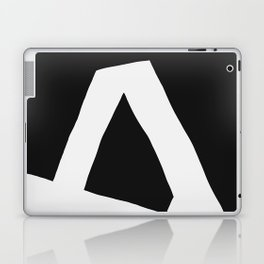 """A"" Statement Laptop & iPad Skin"