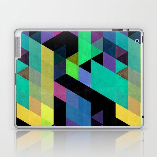 Qy^dyne Laptop & iPad Skin