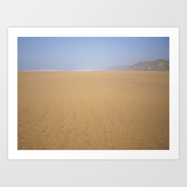THE SANDS OF TIME Art Print