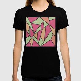 Geometric Colour Pattern V5 T-shirt