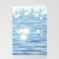 sparkles Stationery Cards featuring Sparkles by Shy Photog