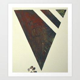 Sector X Art Print