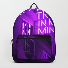 Trapped In My Mind Backpack