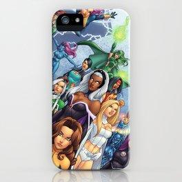 X-WOMEN iPhone Case