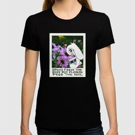 Flower Bunny # Bob The Lop T-shirt
