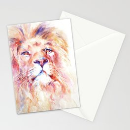 Mkuu  African Lion Stationery Cards