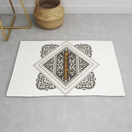 Wash your Hands - Stamp Rug