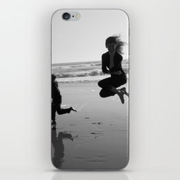 Above the Rest iPhone Skin