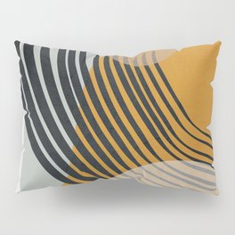 Abstract Shapes 33 Pillow Sham