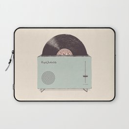 High Fidelity Toaster Laptop Sleeve