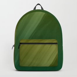 Acclaim 5 Green - Abstract Art Series Backpack