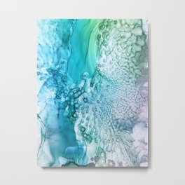 Mystics of the Sea No. 3 Metal Print