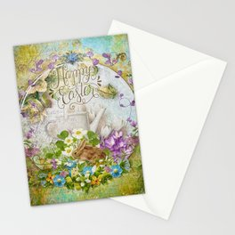 Easter Breakfast Stationery Cards