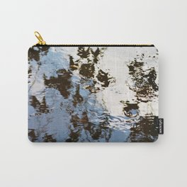 Rippled Effect Carry-All Pouch