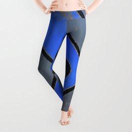 Fish - Blue Leggings